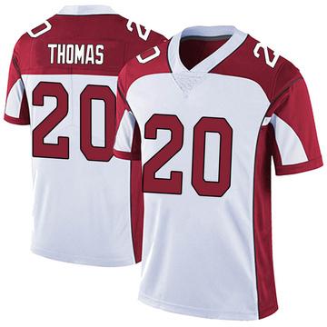Youth Nike Arizona Cardinals Duke Thomas White Vapor Untouchable Jersey - Limited