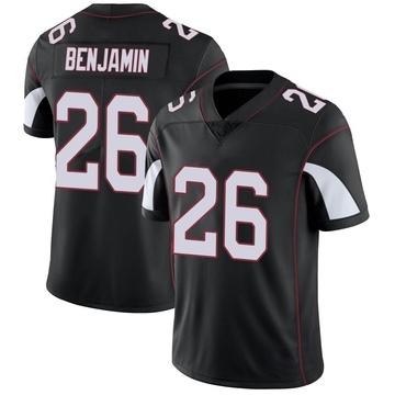 Youth Nike Arizona Cardinals Eno Benjamin Black Vapor Untouchable Jersey - Limited