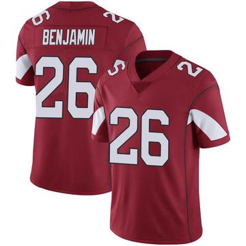 Youth Nike Arizona Cardinals Eno Benjamin Cardinal 100th Vapor Jersey - Limited