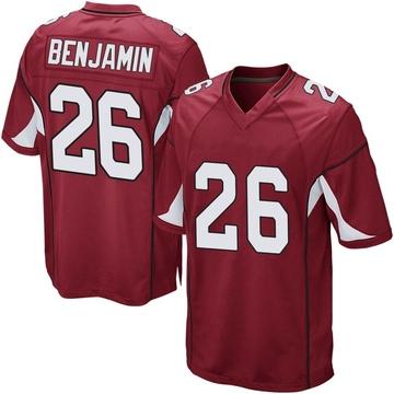 Youth Nike Arizona Cardinals Eno Benjamin Cardinal Team Color Jersey - Game