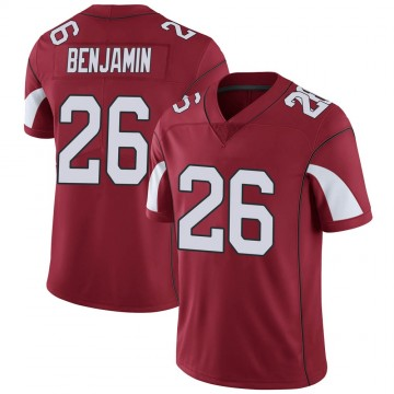 Youth Nike Arizona Cardinals Eno Benjamin Cardinal Team Color Vapor Untouchable Jersey - Limited