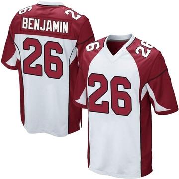 Youth Nike Arizona Cardinals Eno Benjamin White Jersey - Game