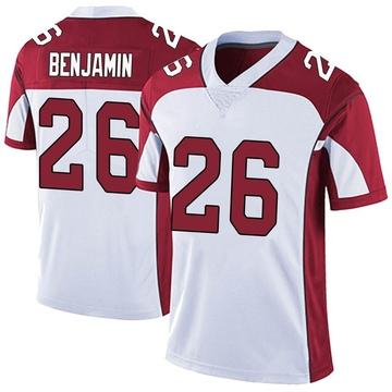 Youth Nike Arizona Cardinals Eno Benjamin White Vapor Untouchable Jersey - Limited