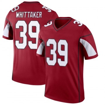 Youth Nike Arizona Cardinals Jace Whittaker Cardinal Jersey - Legend