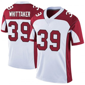 Youth Nike Arizona Cardinals Jace Whittaker White Vapor Untouchable Jersey - Limited