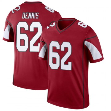 Youth Nike Arizona Cardinals Jackson Dennis Cardinal Jersey - Legend