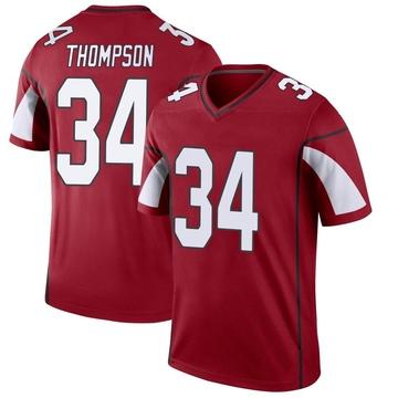 Youth Nike Arizona Cardinals Jalen Thompson Cardinal Jersey - Legend