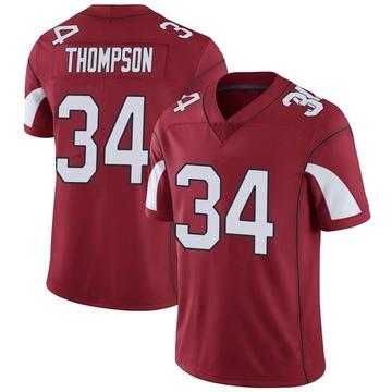 Youth Nike Arizona Cardinals Jalen Thompson Cardinal Team Color Vapor Untouchable Jersey - Limited