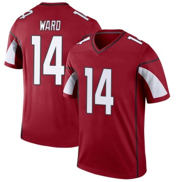 Youth Nike Arizona Cardinals JoJo Ward Cardinal Jersey - Legend