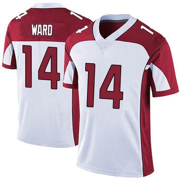 Youth Nike Arizona Cardinals JoJo Ward White Vapor Untouchable Jersey - Limited