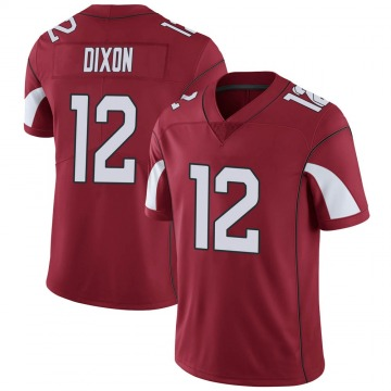 Youth Nike Arizona Cardinals Johnnie Dixon Cardinal Team Color Vapor Untouchable Jersey - Limited