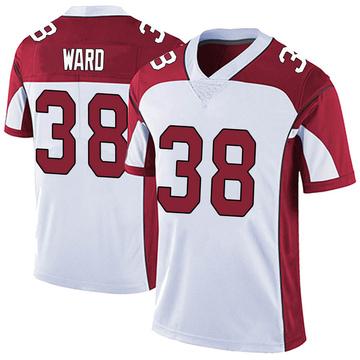 Youth Nike Arizona Cardinals Jonathan Ward White Vapor Untouchable Jersey - Limited