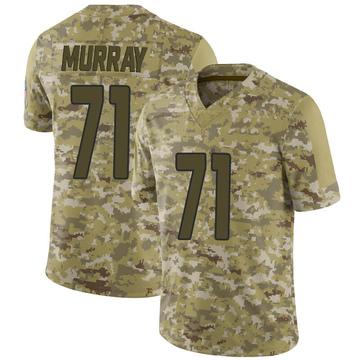 Youth Nike Arizona Cardinals Justin Murray Camo 2018 Salute to Service Jersey - Limited