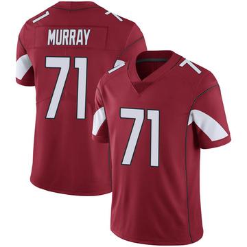 Youth Nike Arizona Cardinals Justin Murray Cardinal 100th Vapor Jersey - Limited