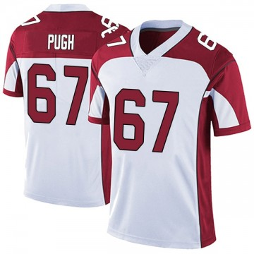 Youth Nike Arizona Cardinals Justin Pugh White Vapor Untouchable Jersey - Limited