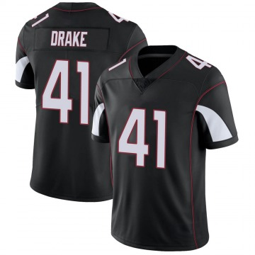 Youth Nike Arizona Cardinals Kenyan Drake Black Vapor Untouchable Jersey - Limited