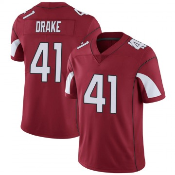 Youth Nike Arizona Cardinals Kenyan Drake Cardinal Team Color Vapor Untouchable Jersey - Limited