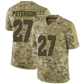 Youth Nike Arizona Cardinals Kevin Peterson Camo 2018 Salute to Service Jersey - Limited