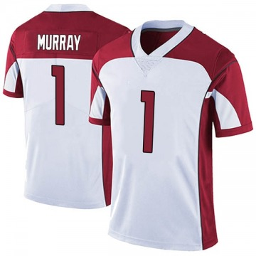 Youth Nike Arizona Cardinals Kyler Murray White Vapor Untouchable Jersey - Limited