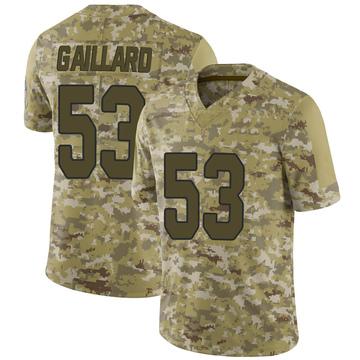 Youth Nike Arizona Cardinals Lamont Gaillard Camo 2018 Salute to Service Jersey - Limited