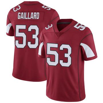 Youth Nike Arizona Cardinals Lamont Gaillard Cardinal Team Color Vapor Untouchable Jersey - Limited
