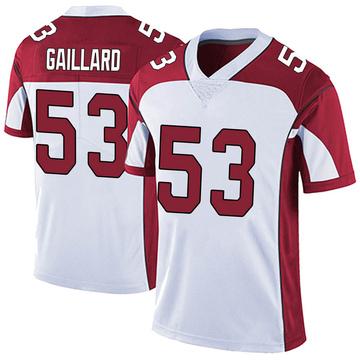 Youth Nike Arizona Cardinals Lamont Gaillard White Vapor Untouchable Jersey - Limited