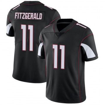 Youth Nike Arizona Cardinals Larry Fitzgerald Black Vapor Untouchable Jersey - Limited