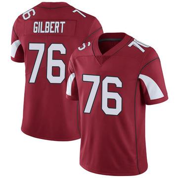 Youth Nike Arizona Cardinals Marcus Gilbert Cardinal Team Color Vapor Untouchable Jersey - Limited