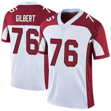 Youth Nike Arizona Cardinals Marcus Gilbert White Vapor Untouchable Jersey - Limited