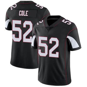 Youth Nike Arizona Cardinals Mason Cole Black Vapor Untouchable Jersey - Limited