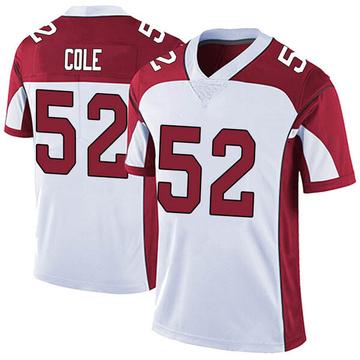 Youth Nike Arizona Cardinals Mason Cole White Vapor Untouchable Jersey - Limited