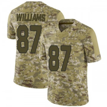 Youth Nike Arizona Cardinals Maxx Williams Camo 2018 Salute to Service Jersey - Limited