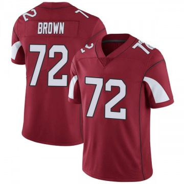 Youth Nike Arizona Cardinals Miles Brown Brown Cardinal Team Color Vapor Untouchable Jersey - Limited