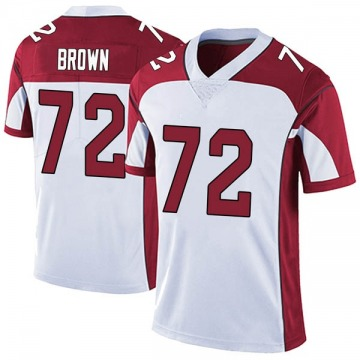 Youth Nike Arizona Cardinals Miles Brown White Vapor Untouchable Jersey - Limited