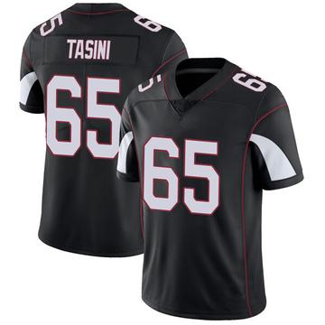 Youth Nike Arizona Cardinals Pasoni Tasini Black Vapor Untouchable Jersey - Limited