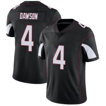 Youth Nike Arizona Cardinals Phil Dawson Black Vapor Untouchable Jersey - Limited