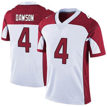 Youth Nike Arizona Cardinals Phil Dawson White Vapor Untouchable Jersey - Limited