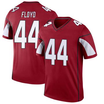 Youth Nike Arizona Cardinals Reggie Floyd Cardinal Jersey - Legend