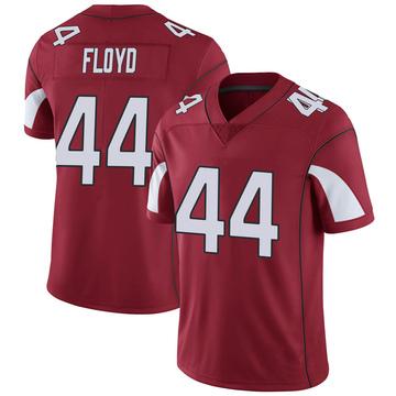 Youth Nike Arizona Cardinals Reggie Floyd Cardinal Team Color Vapor Untouchable Jersey - Limited