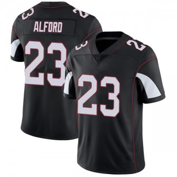 Youth Nike Arizona Cardinals Robert Alford Black Vapor Untouchable Jersey - Limited