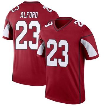 Youth Nike Arizona Cardinals Robert Alford Cardinal Jersey - Legend
