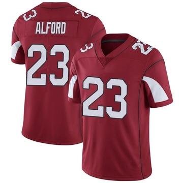 Youth Nike Arizona Cardinals Robert Alford Cardinal Team Color Vapor Untouchable Jersey - Limited