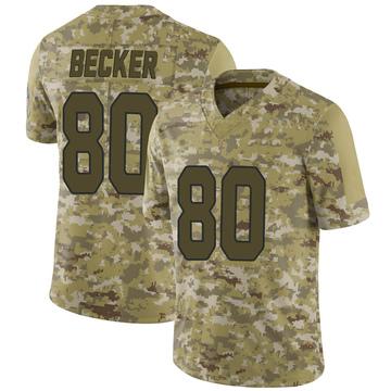Youth Nike Arizona Cardinals Ryan Becker Camo 2018 Salute to Service Jersey - Limited