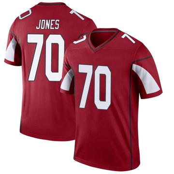 Youth Nike Arizona Cardinals Sam Jones Cardinal Jersey - Legend