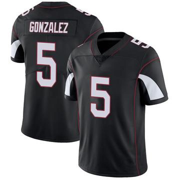 Youth Nike Arizona Cardinals Zane Gonzalez Black Vapor Untouchable Jersey - Limited