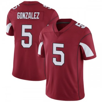 Youth Nike Arizona Cardinals Zane Gonzalez Cardinal Team Color Vapor Untouchable Jersey - Limited